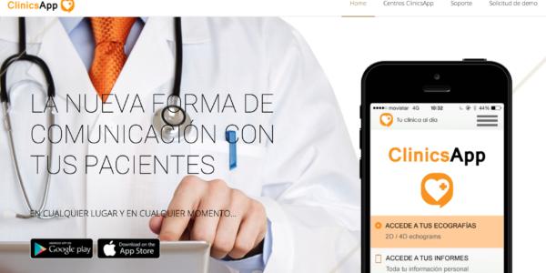 ClínicasApp | La nueva forma de comunicación con los pacientes
